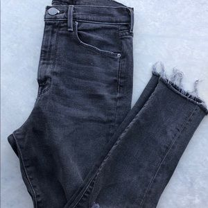 BDG Faded Black Ripped Jeans